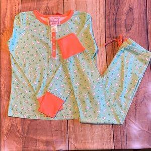 American Girl pajamas NWT size L (14/16)